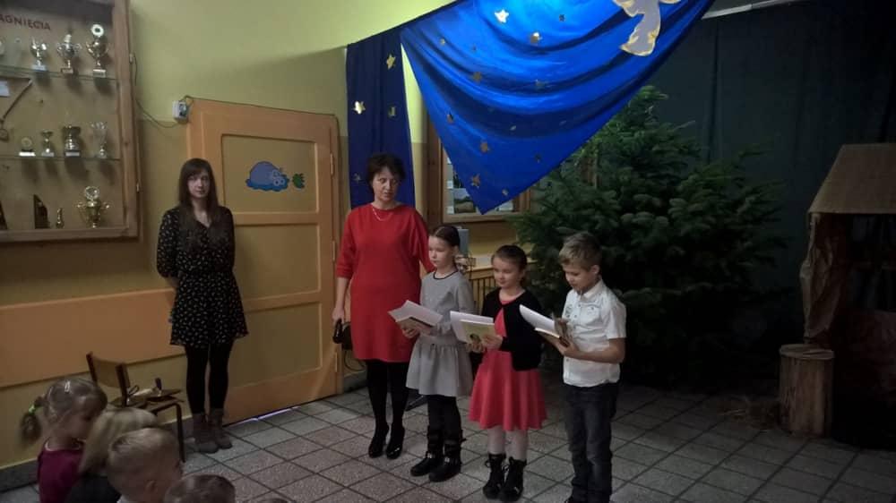 Konkurs Recytatorski Wiersze O Jesieni Szkoła Podstawowa
